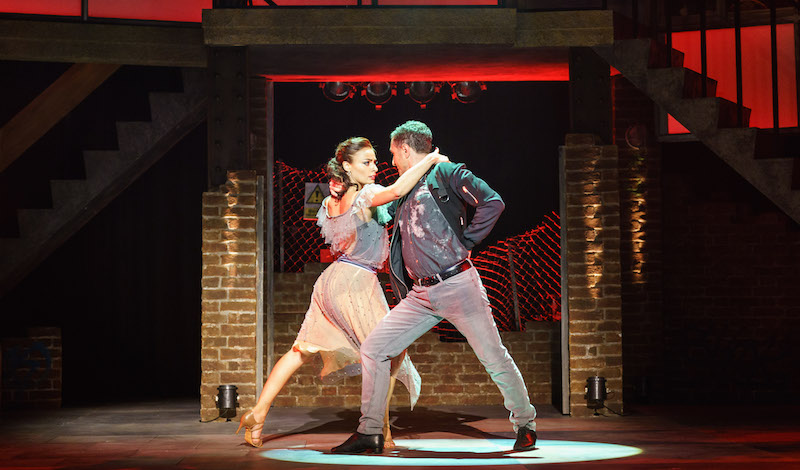 Tango Moderno at The Liverpool Empire