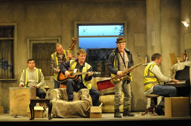 Council Depot Blues at The Liverpool Royal Court