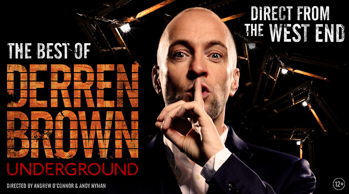Derren Brown Underground Liverpool Review
