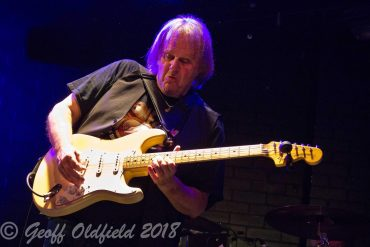 Walter Trout Live in Chester Review