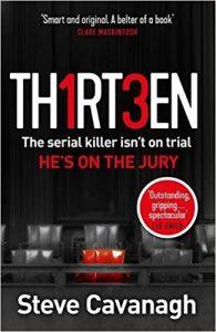 Steve Cavanagh Thirteen Review