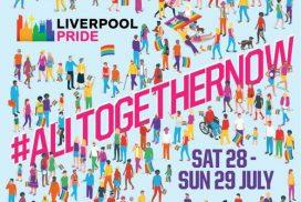 Liverpool Pride 2018