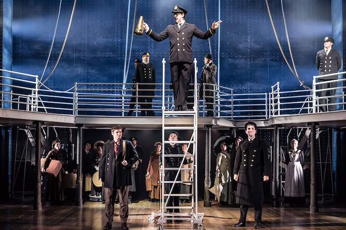 Titanic The Musical Liverpool Review