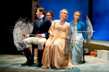 Persuasion at The Liverpool PLayhouse Review