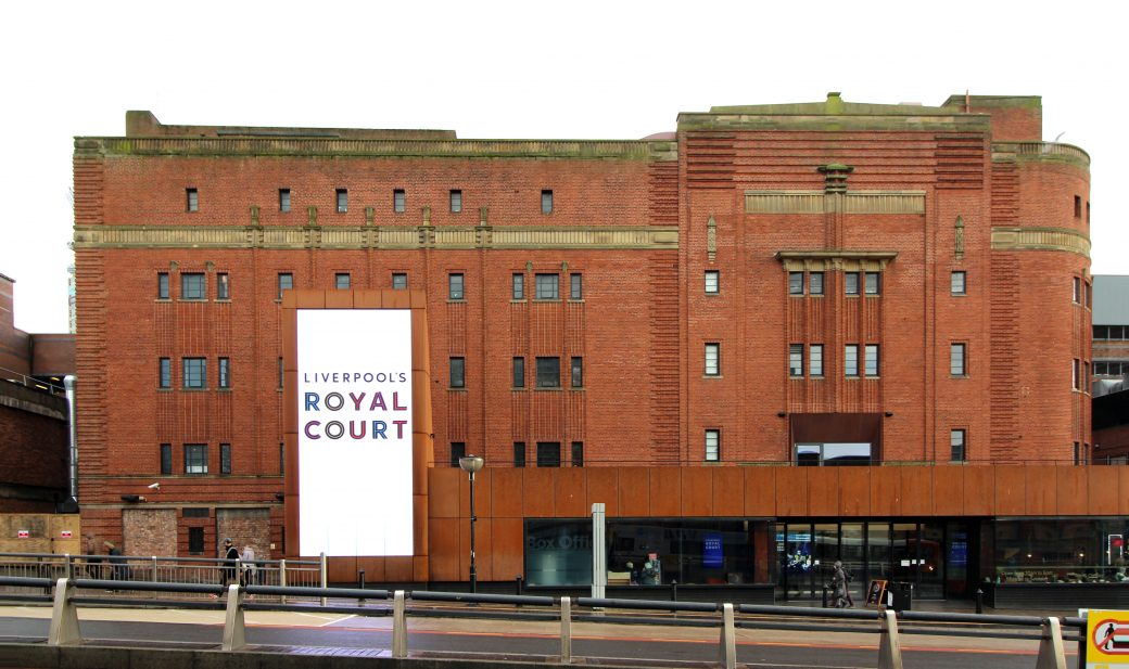 The Liverpool Royal Court Theatre
